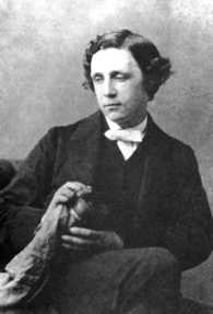 Lewis Carroll - 1863, Click To Enlarge