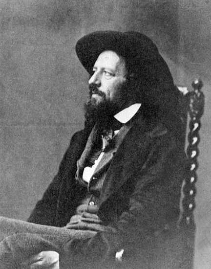 lord alfred tennyson as a victorian Introduction alfred, lord tennyson (b 1809–d 1892) was born in lincolnshire, the fourth child of a well-educated but volatile country vicar.