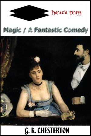 Cover of Chesterton's Magic